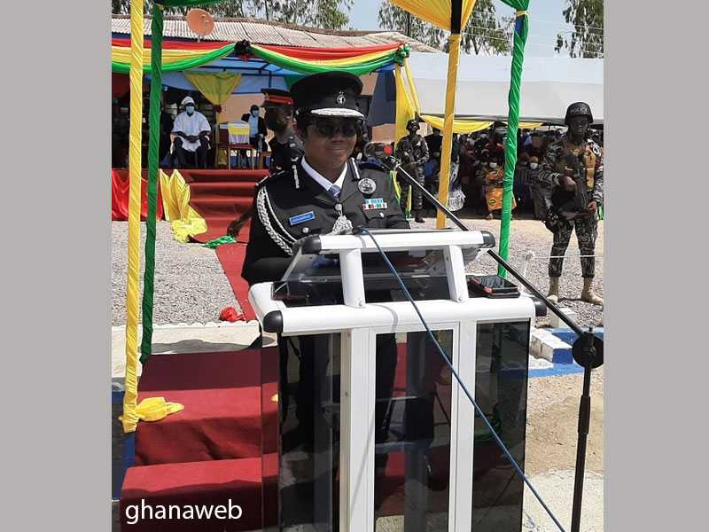 we need a paradigm shift to address security challenges–police commissioner - businessghana